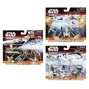 Star Wars Episode VII The Force Awakens MicroMachines DX Vehicles Wave 2