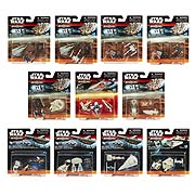Star Wars Episode VII The Force Awakens MicroMachines 3 Packs Wave 3