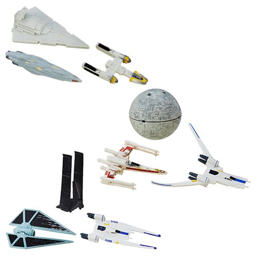 Star Wars Rogue One MicroMachines 3-Packs Wave 5 Set