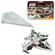 Star Wars Episode VII The Force Awakens MicroMachines Star Destroyer Playset