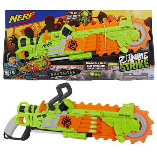 Nerf Zombie Strike Brainsaw