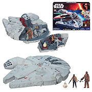 Star Wars Episode VII The Force Awakens Millennium Falcon Vehicle