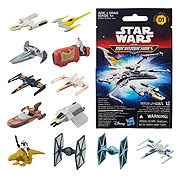 Star Wars Episode VII The Force Awakens MicroMachines Vehicles Blind Bag Wave Wave 1