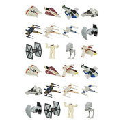 Star Wars Episode VII The Force Awakens MicroMachines Vehicles Blind Bag Wave Wave 2