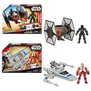 Star Wars Hero Mashers Vehicles Wave 1 Case