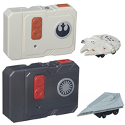 Star Wars Episode VII The Force Awakens MicroMachines RC Vehicles Wave 1