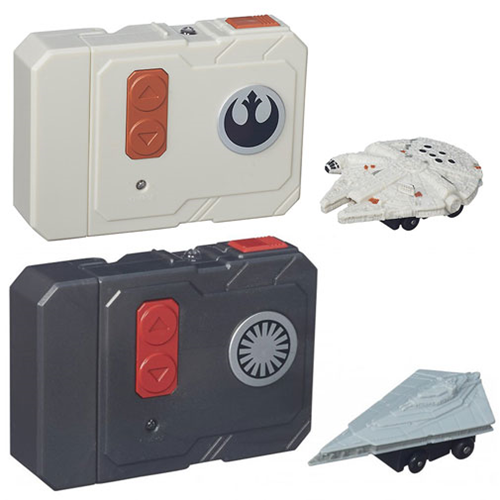 Star Wars The Force Awakens MicroMachines RC Vehicles Wave 1