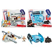 Star Wars Galactic Heroes Deluxe Vehicle Wave 1 Case