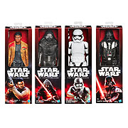 Star Wars Episode VII The Force Awakens Hero Series 12 Inch Action Figures Wave 1 Set