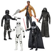 Star Wars Episode VII The Force Awakens Hero Series 12 Inch Action Figures Wave 2 Case