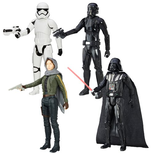 Star Wars Rogue One 12-Inch Action Figures Wave 1 Case