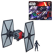 Star Wars Episode VII The Force Awakens First Order TIE Fighter Vehicle