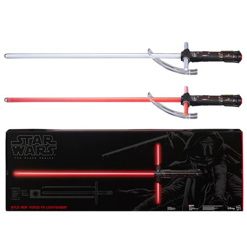 Star Wars TFA Kylo Ren Force FX Lightsaber Prop Replica