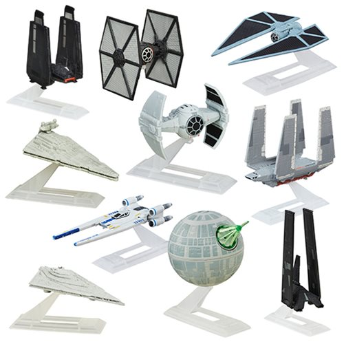 Star Wars: The Black Series Die-Cast Metal Vehicles Wave 6