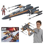 Star Wars Episode VII The Force Awakens Resistance X Wing Fighter Vehicle