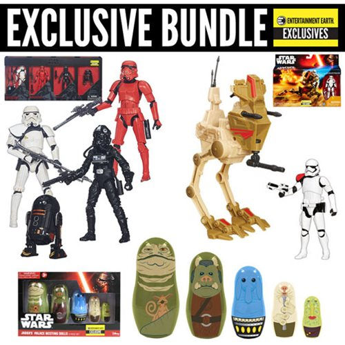 Bundle and Save on Star Wars Exclusives!