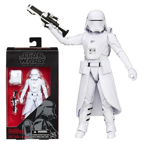 Star Wars TFA Black Series Snowtrooper 6-Inch Action Figure