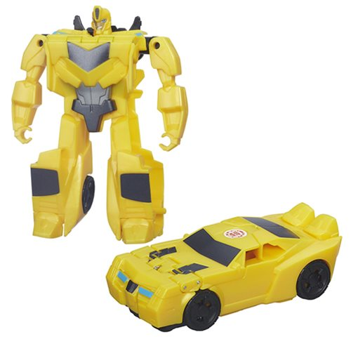 Transformers RID One-Step Changers Bumblebee