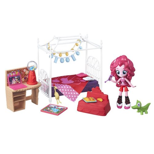My Little Pony Equestria Girls Minis Pinkie Pie Scene Pack