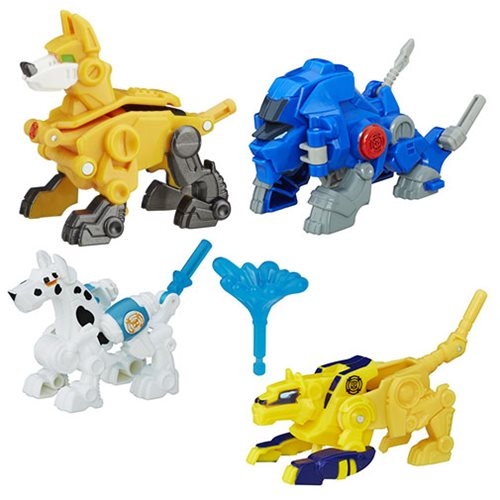 Transformers Rescue Bots Mini-Cons Wave 3 Case