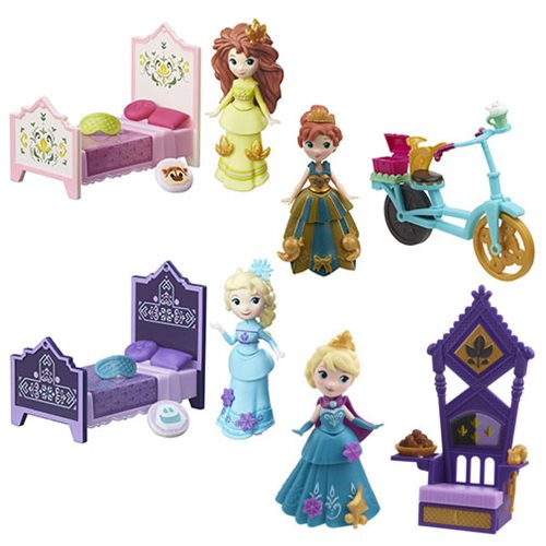 Frozen Small Doll and Accessory Wave 2 Case