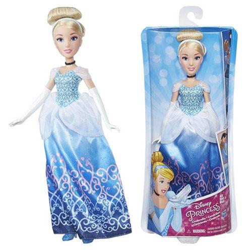 Disney Princess Classic Cinderella Fashion Doll