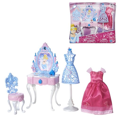 Disney Princess Cinderella Scene Set