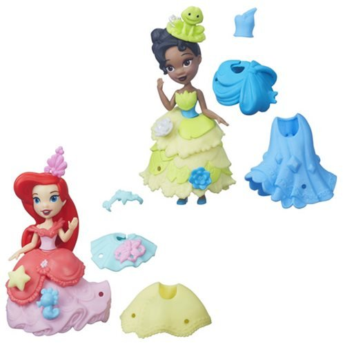 Disney Princess Small Fashion Dolls Wave 1 Case