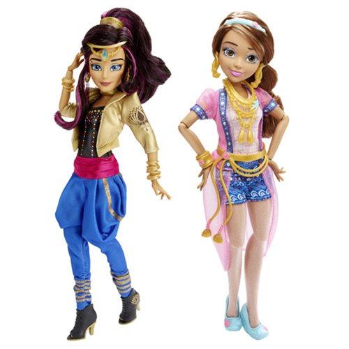Disney Descendants Genie Chic Auradon Dolls Wave 1 Set