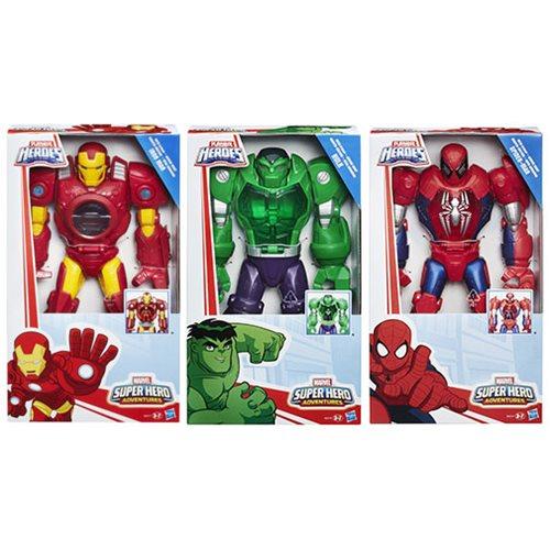 Marvel Super Hero Adventures Epic Mini-Figures Wave 1