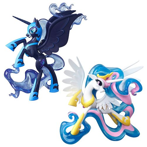 My Little Pony Friendship Is Magic Fan Series Figures Wave 1