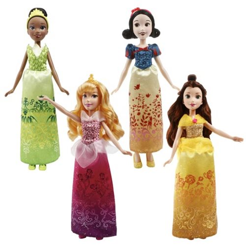 Disney Princess Classic Fashion Dolls Wave 3 Case