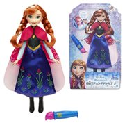 Disney Frozen Anna's Magical Story Cape Doll
