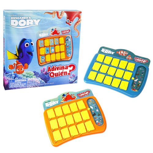Finding Dory Edition Guess Who Game