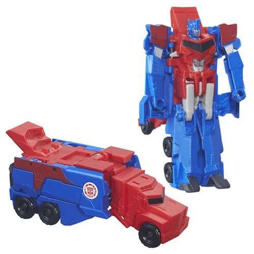 Transformers RID One-Step Optimus Prime