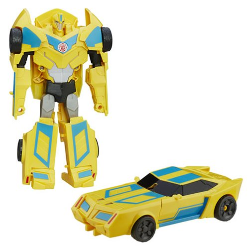 Transformers RID Three-Step Energon Boost Bumblebee