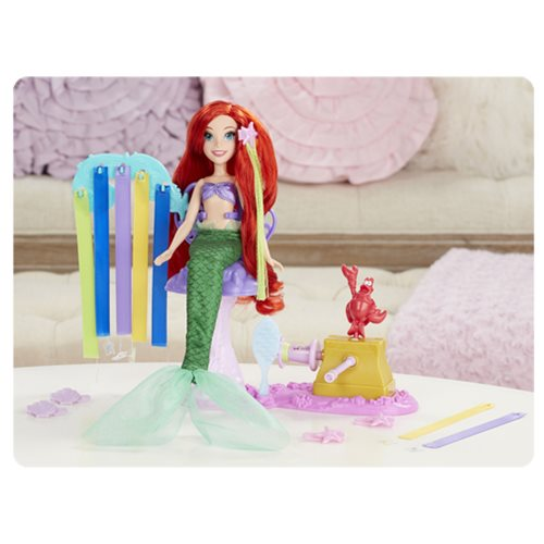 Disney Princess Ariel's Royal Ribbon Salon Playset