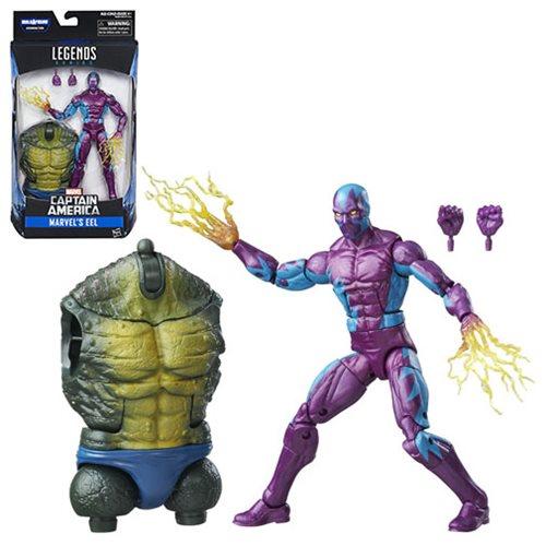 Captain America Marvel Legends Eel Action Figure