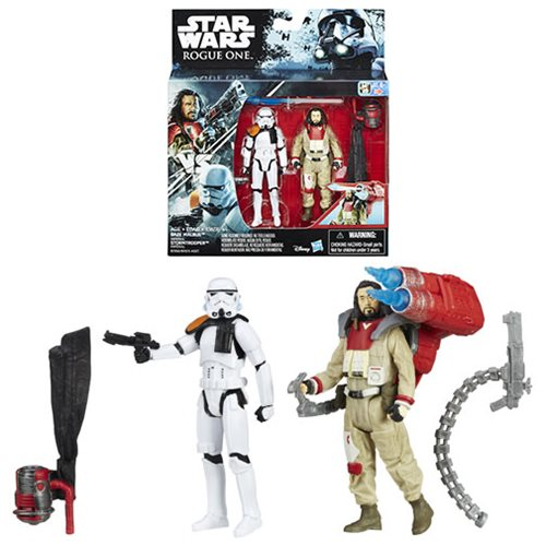 Star Wars Rogue One 3 3/4-Inch Action Figure 2-Packs Wave 3