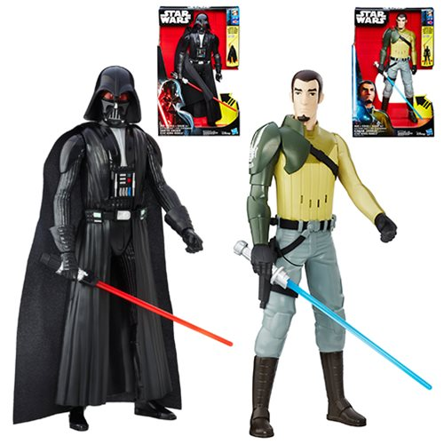 Star Wars Rogue One Hero Electronic Action Figures Wave 1