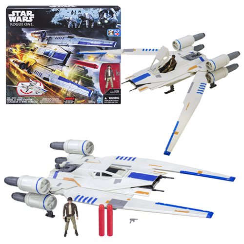 Star Wars Rogue One Rebel U-Wing Fighter Vehicle