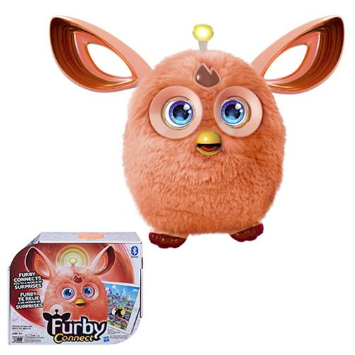 Furby Connect (Orange) - Hasbro - Furby - Plush at Entertainment Earth