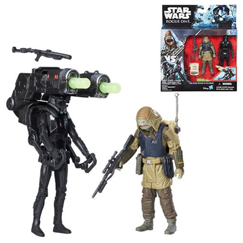 Star Wars Rogue One Pao and Death Trooper Action Figures