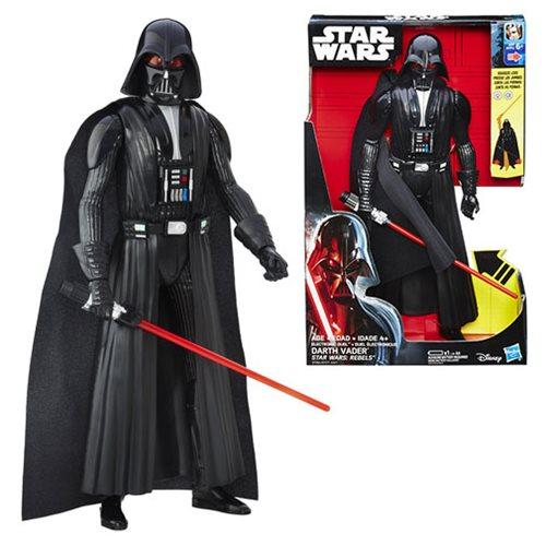 Star Wars Rebels Electronic Duel Darth Vader Action Figure