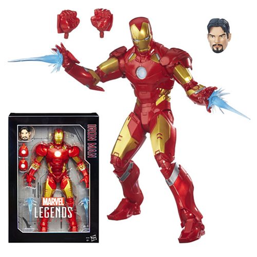 Marvel Legends 12-Inch Iron Man Action Figure
