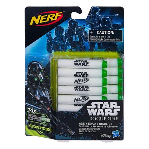 Star Wars Rogue One Nerf Glowstrike Darts