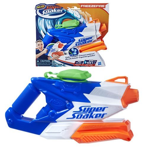 Nerf Super Soaker FreezeFire 2.0 Water Blaster