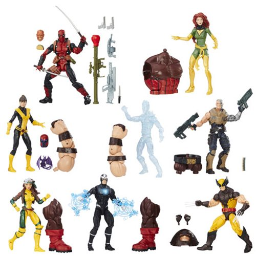 X-Men Marvel Legends Includes the Juggernaut!