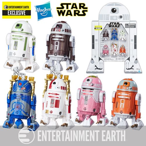 New Super Articulated Star Wars 3.75 Inch Pack With Six New Figures Announced By EE