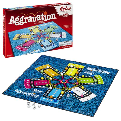 Aggravation Retro Series 1989 Edition Game